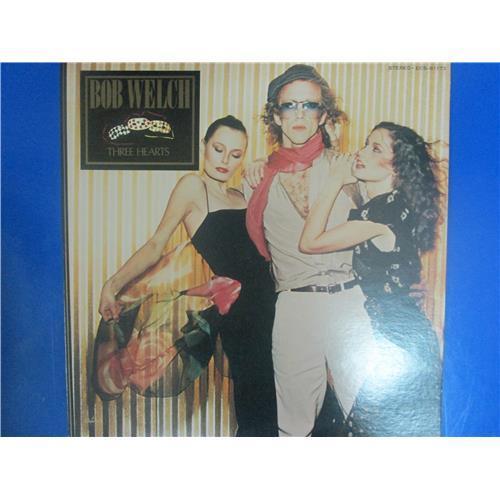 Виниловые пластинки  Bob Welch – Three Hearts / ESC-81173 в Vinyl Play магазин LP и CD  03482