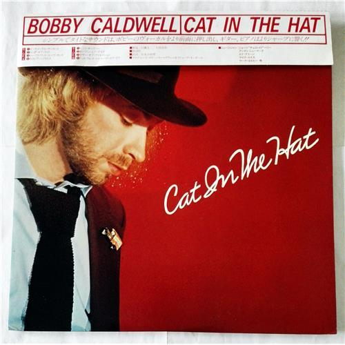 Виниловые пластинки  Bobby Caldwell – Cat In The Hat / 25AP 1748 в Vinyl Play магазин LP и CD  07378