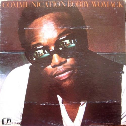 Виниловые пластинки  Bobby Womack – Communication / UAS-5539 в Vinyl Play магазин LP и CD  03175