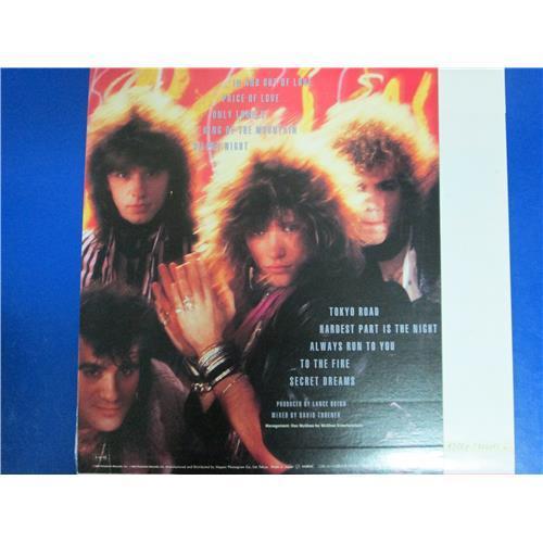 Картинка  Виниловые пластинки  Bon Jovi – 7800 Fahrenheit / 28PP-1001 в  Vinyl Play магазин LP и CD   00688 1