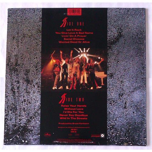 Картинка  Виниловые пластинки  Bon Jovi – Slippery When Wet / 830 264-1 в  Vinyl Play магазин LP и CD   06218 1