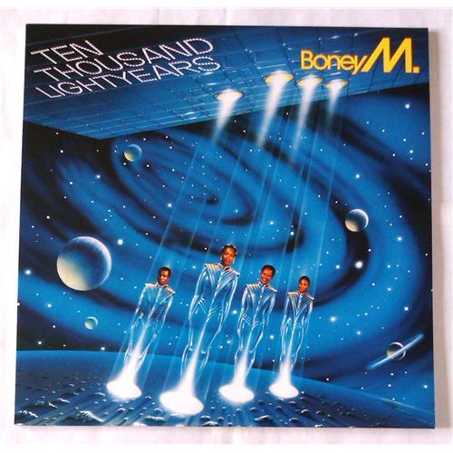 Виниловые пластинки  Boney M. – 10.000 Lightyears / 88985409211 / Sealed в Vinyl Play магазин LP и CD  06848