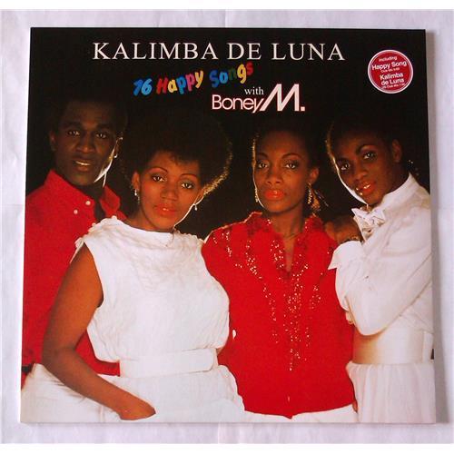 Виниловые пластинки  Boney M. – Kalimba De Luna - 16 Happy Songs / 88985409201 / Sealed в Vinyl Play магазин LP и CD  06847