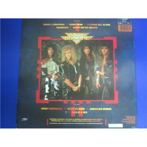 Картинка  Виниловые пластинки  Bonfire – Fire Works / ZL 71518 в  Vinyl Play магазин LP и CD   03583 1
