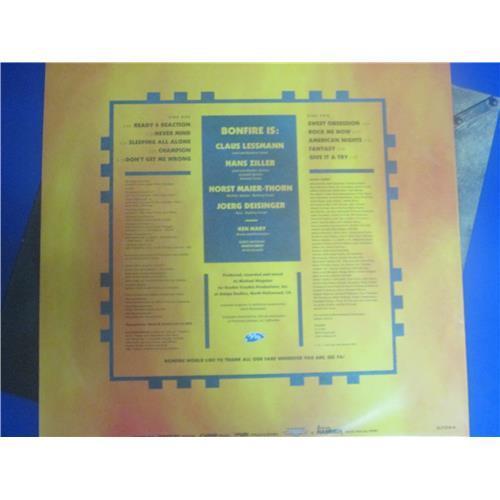 Картинка  Виниловые пластинки  Bonfire – Fire Works / ZL 71518 в  Vinyl Play магазин LP и CD   03583 2