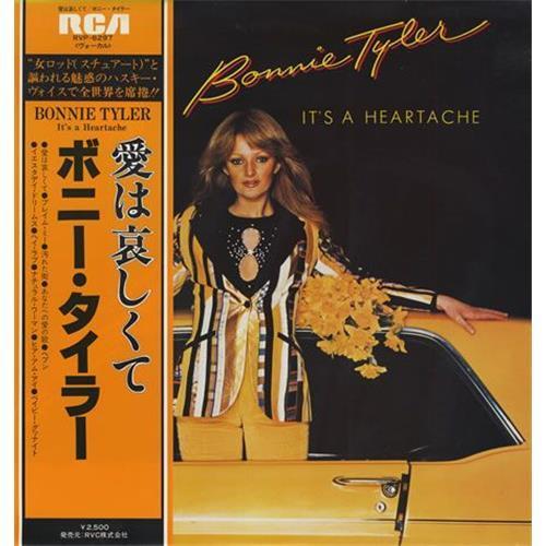 Виниловые пластинки  Bonnie Tyler – It's A Heartache / RVP-6297 в Vinyl Play магазин LP и CD  00485
