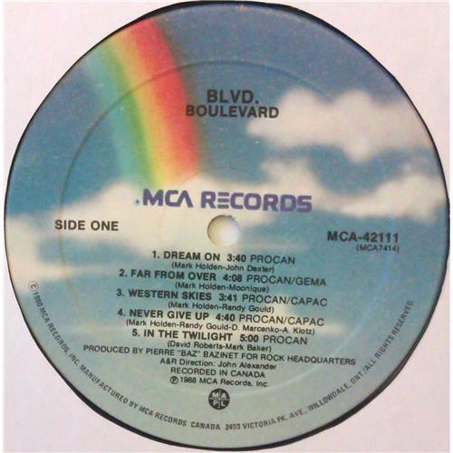 Картинка  Виниловые пластинки  Boulevard – BLVD. / MCA-42111 в  Vinyl Play магазин LP и CD   04755 2