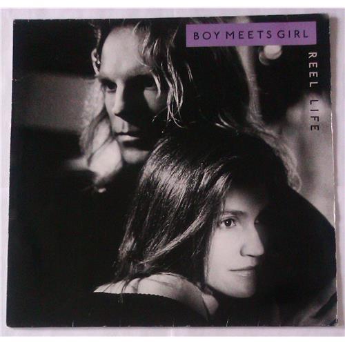 Виниловые пластинки  Boy Meets Girl – Reel Life / PL88414 в Vinyl Play магазин LP и CD  04895