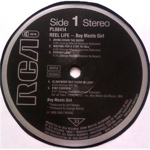 Картинка  Виниловые пластинки  Boy Meets Girl – Reel Life / PL88414 в  Vinyl Play магазин LP и CD   04895 4