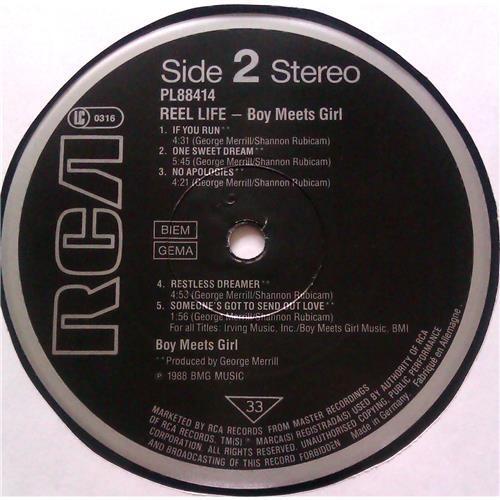 Картинка  Виниловые пластинки  Boy Meets Girl – Reel Life / PL88414 в  Vinyl Play магазин LP и CD   04895 5
