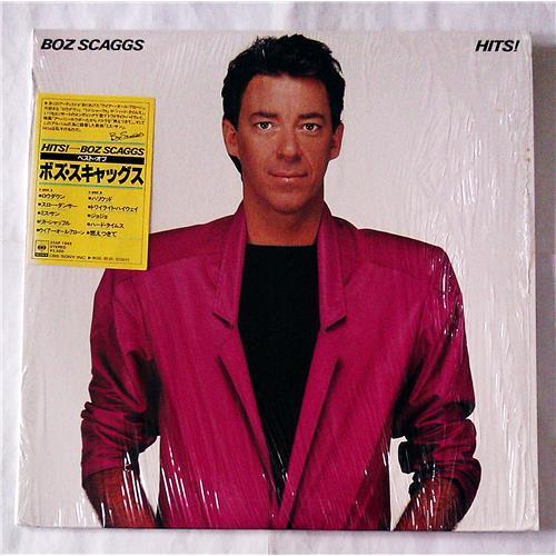 Виниловые пластинки  Boz Scaggs – Hits! / 25AP 1945 в Vinyl Play магазин LP и CD  07389