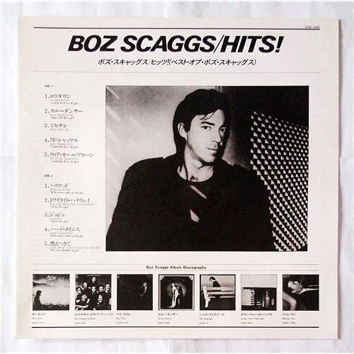 Картинка  Виниловые пластинки  Boz Scaggs – Hits! / 25AP 1945 в  Vinyl Play магазин LP и CD   07389 2