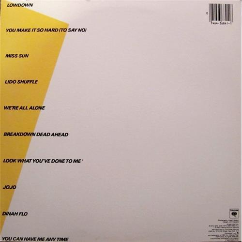 Картинка  Виниловые пластинки  Boz Scaggs – Hits! / FC 36841 в  Vinyl Play магазин LP и CD   00071 1