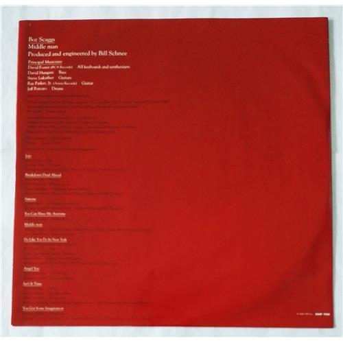 Картинка  Виниловые пластинки  Boz Scaggs – Middle Man / 25AP 1760 в  Vinyl Play магазин LP и CD   07556 5