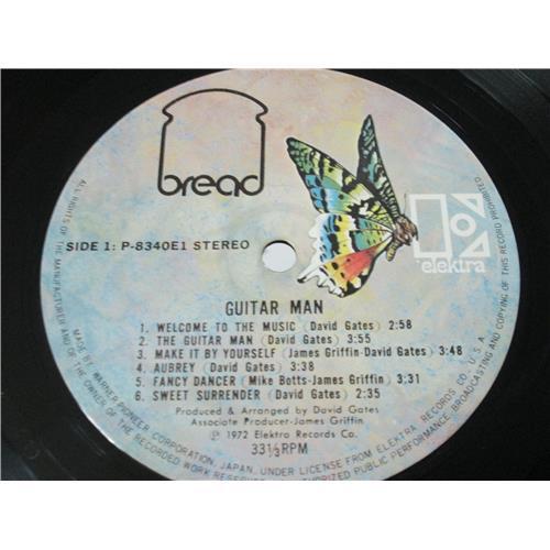 Картинка  Виниловые пластинки  Bread – Guitar Man / P-8340E в  Vinyl Play магазин LP и CD   04136 4