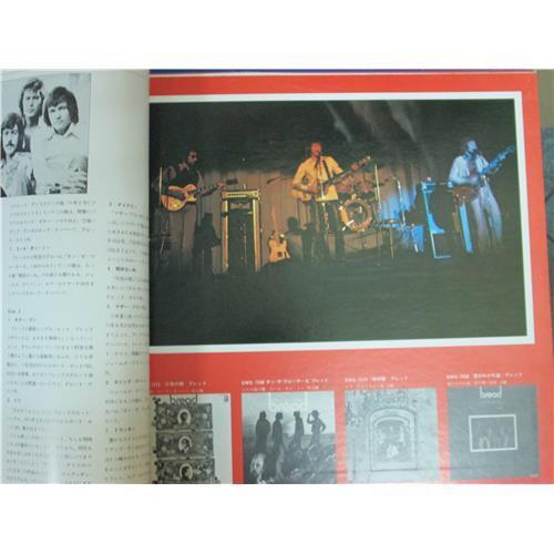 Картинка  Виниловые пластинки  Bread – Super Deluxe / SWX-10027 в  Vinyl Play магазин LP и CD   04140 4