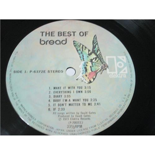 Картинка  Виниловые пластинки  Bread – The Best Of Bread / P-6372E в  Vinyl Play магазин LP и CD   04137 4