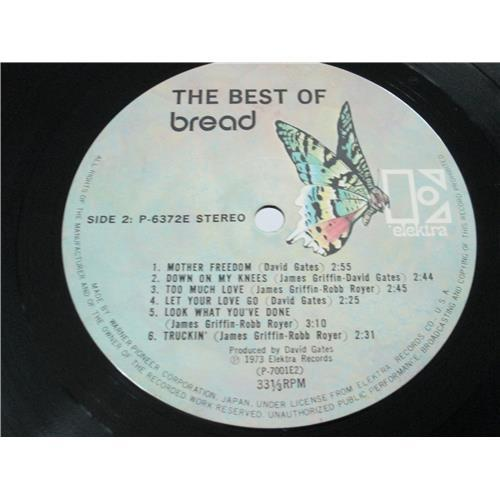 Картинка  Виниловые пластинки  Bread – The Best Of Bread / P-6372E в  Vinyl Play магазин LP и CD   04137 5