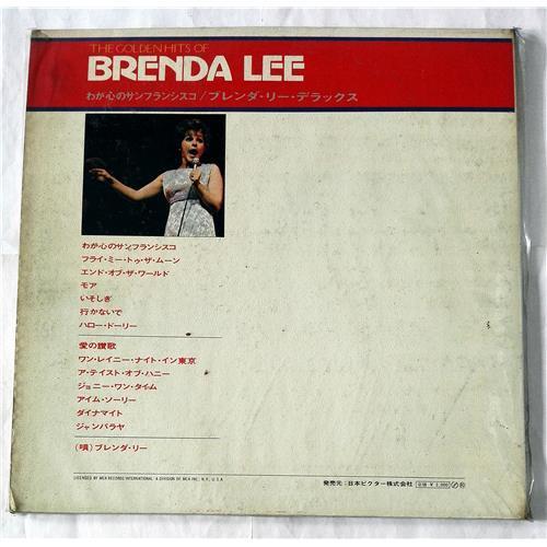 Картинка  Виниловые пластинки  Brenda Lee – The Golden Hits Of Brenda Lee / MCA-7003 в  Vinyl Play магазин LP и CD   07560 1