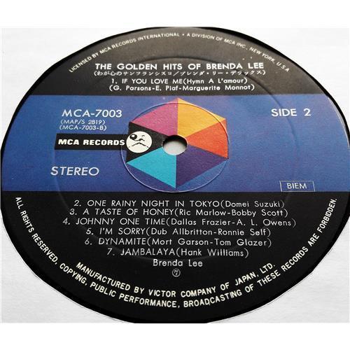 Картинка  Виниловые пластинки  Brenda Lee – The Golden Hits Of Brenda Lee / MCA-7003 в  Vinyl Play магазин LP и CD   07560 3