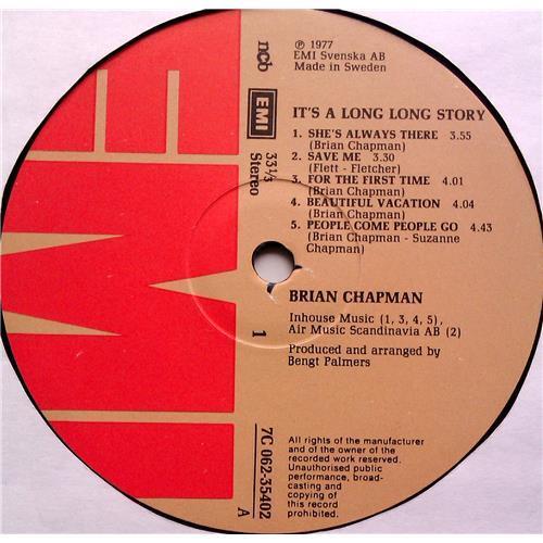 Картинка  Виниловые пластинки  Brian Chapman – It's A Long Long Story / 7C 062-35402 в  Vinyl Play магазин LP и CD   06573 2