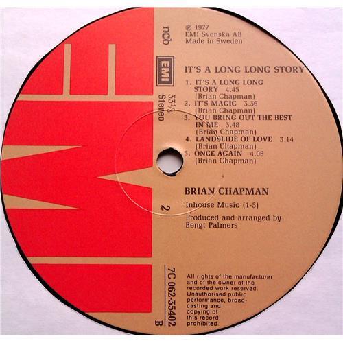 Картинка  Виниловые пластинки  Brian Chapman – It's A Long Long Story / 7C 062-35402 в  Vinyl Play магазин LP и CD   06573 3