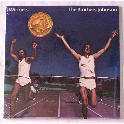 Виниловые пластинки  Brothers Johnson – Winners / SP-3724 / Sealed в Vinyl Play магазин LP и CD  06053