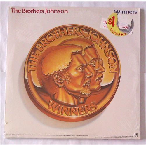 Картинка  Виниловые пластинки  Brothers Johnson – Winners / SP-3724 / Sealed в  Vinyl Play магазин LP и CD   06053 1