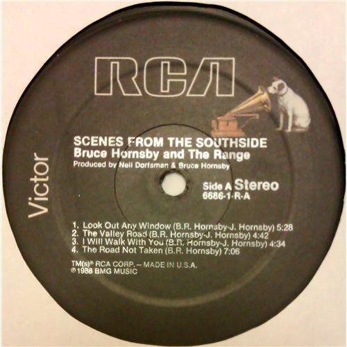 Картинка  Виниловые пластинки  Bruce Hornsby And The Range – Scenes From The Southside / 6686-1-R в  Vinyl Play магазин LP и CD   04707 4