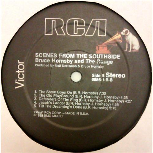 Картинка  Виниловые пластинки  Bruce Hornsby And The Range – Scenes From The Southside / 6686-1-R в  Vinyl Play магазин LP и CD   04707 5