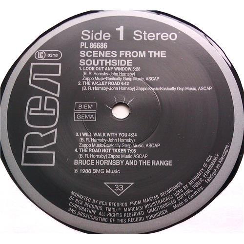 Картинка  Виниловые пластинки  Bruce Hornsby And The Range – Scenes From The Southside / PL 86686 в  Vinyl Play магазин LP и CD   06567 4