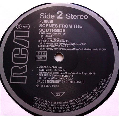 Картинка  Виниловые пластинки  Bruce Hornsby And The Range – Scenes From The Southside / PL 86686 в  Vinyl Play магазин LP и CD   06992 5