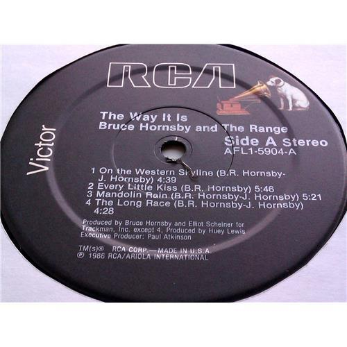 Картинка  Виниловые пластинки  Bruce Hornsby And The Range – The Way It Is / AFL1-5904 в  Vinyl Play магазин LP и CD   06990 4