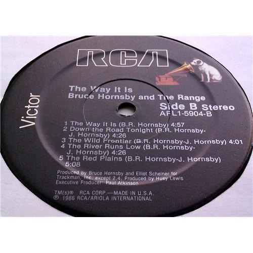 Картинка  Виниловые пластинки  Bruce Hornsby And The Range – The Way It Is / AFL1-5904 в  Vinyl Play магазин LP и CD   06990 5