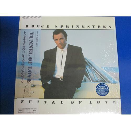 Виниловые пластинки  Bruce Springsteen – Tunnel Of Love / 28AP 3410 в Vinyl Play магазин LP и CD  01787