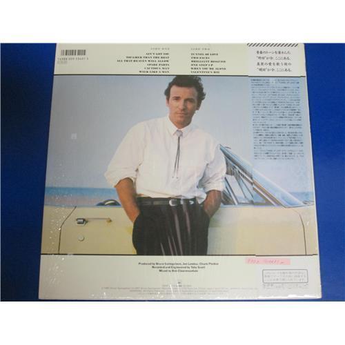 Картинка  Виниловые пластинки  Bruce Springsteen – Tunnel Of Love / 28AP 3410 в  Vinyl Play магазин LP и CD   01787 1