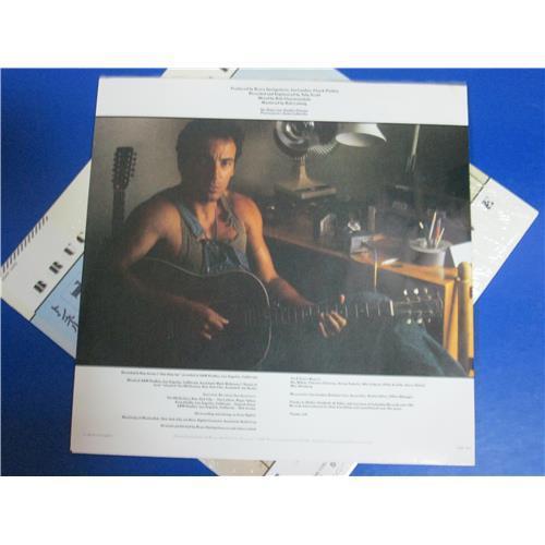 Картинка  Виниловые пластинки  Bruce Springsteen – Tunnel Of Love / 28AP 3410 в  Vinyl Play магазин LP и CD   01787 2