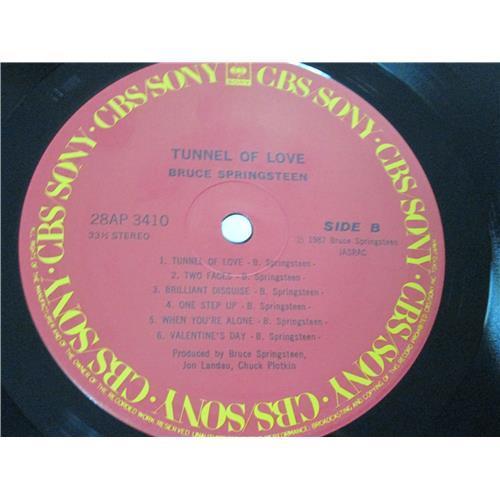Картинка  Виниловые пластинки  Bruce Springsteen – Tunnel Of Love / 28AP 3410 в  Vinyl Play магазин LP и CD   01787 5