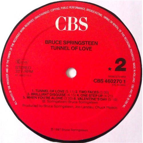 Картинка  Виниловые пластинки  Bruce Springsteen – Tunnel Of Love / CBS 460270 1 в  Vinyl Play магазин LP и CD   04461 5