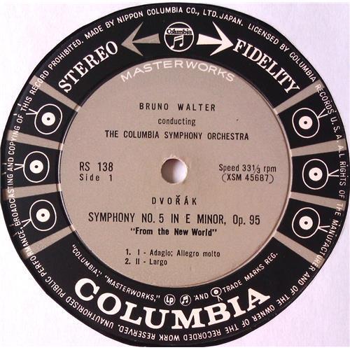 Картинка  Виниловые пластинки  Bruno Walter – Dvorak: New World Symphony / RS-138 в  Vinyl Play магазин LP и CD   05664 2