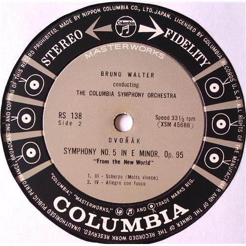 Картинка  Виниловые пластинки  Bruno Walter – Dvorak: New World Symphony / RS-138 в  Vinyl Play магазин LP и CD   05664 3