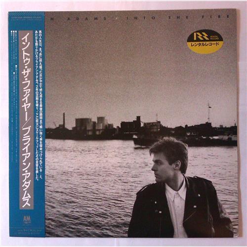 Виниловые пластинки  Bryan Adams – Into The Fire / C28Y3166 в Vinyl Play магазин LP и CD  03969
