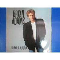 Bryan Adams – You Want It, You Got It / 393 154-1