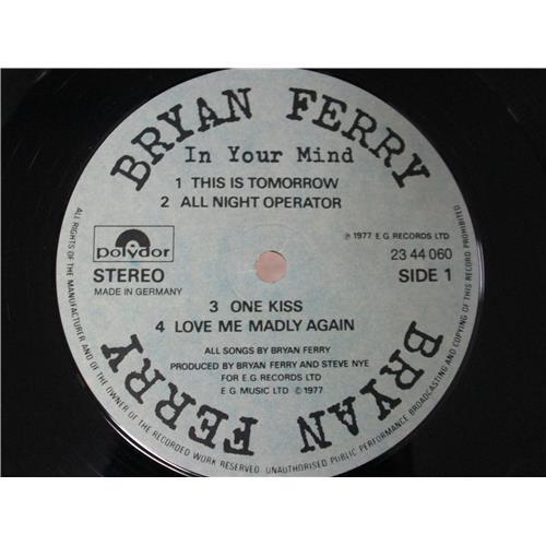 Картинка  Виниловые пластинки  Bryan Ferry – In Your Mind / 2344 060 в  Vinyl Play магазин LP и CD   04932 4