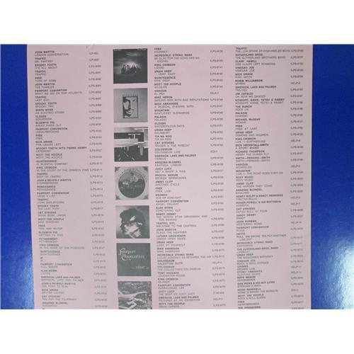 Картинка  Виниловые пластинки  Bryan Ferry – These Foolish Things / ILPS 9249 в  Vinyl Play магазин LP и CD   05426 2