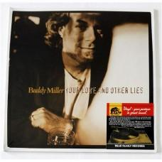 Buddy Miller – Your Love And Other Lies / BAF 18016 / Sealed