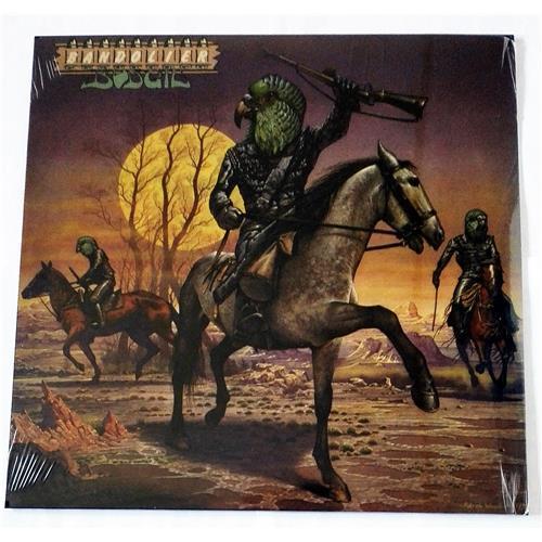 Виниловые пластинки  Budgie – Bandolier / NP25V / Sealed в Vinyl Play магазин LP и CD  08916