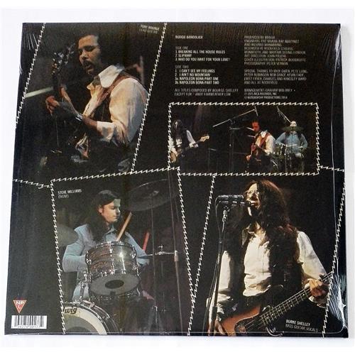 Картинка  Виниловые пластинки  Budgie – Bandolier / NP25V / Sealed в  Vinyl Play магазин LP и CD   08916 1