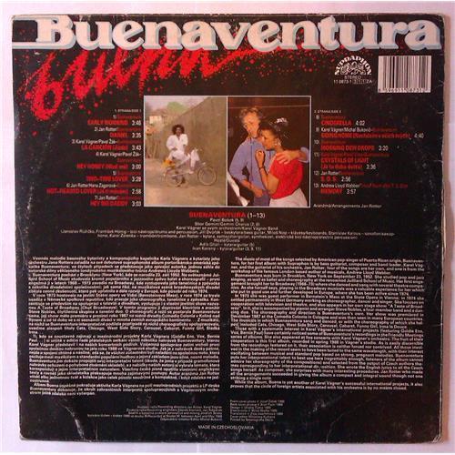 Картинка  Виниловые пластинки  Buenaventura / Karel Vagner Band – Buena / 11 0873-1 311 в  Vinyl Play магазин LP и CD   03687 1