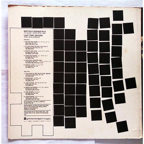 Картинка  Виниловые пластинки  Buffalo Springfield – Last Time Around / P-8055A в  Vinyl Play магазин LP и CD   07152 1